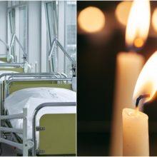 Vilniaus ligoninėje mirė prieš kelias savaites sumušta moteris