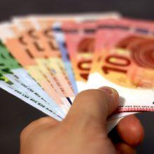 Vyriausybė vidaus rinkoje pasiskolino 150 mln. eurų