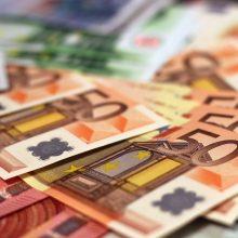 Vokietija dėl pandemijos šiais metais nesurinks beveik 100 mlrd. eurų mokesčių pajamų