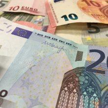 Europos Komisija: euro zonos ekonomika šiemet smuks 8,7 proc.