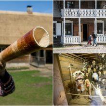 Vasaros sezono pradžia Lietuvos liaudies buities muziejuje – be lankytojų gausos