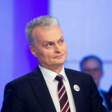 G. Nausėda: svarbu, kad priemonės, kurios išaugins valstybės skolą, padėtų ekonomikai