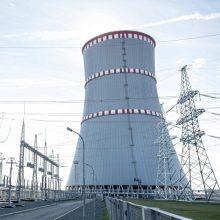 Lietuva deda maksimalias pastangas susitarti dėl Astravo AE elektros boikoto