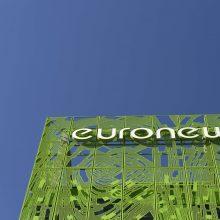 """Baltarusijoje sustabdytas televizijos """"Euronews"""" transliavimas"""