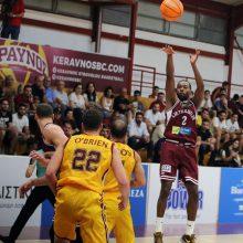 """Nematoma krepšinio pusė: su kokiais sunkumais pakeliui į Kiprą susidūrė """"Lietkabelis"""""""