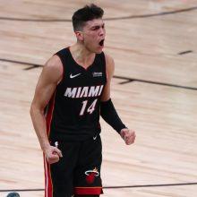 """""""Heat"""" naujoko šėlsmas ir žingsnis iki finalo"""