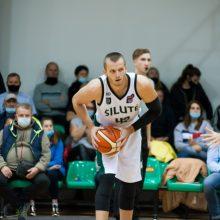 V. Vasylius sužaidė karjeros rungtynes NKL