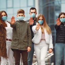 PSO nemano, kad šiais metais kuriai nors šaliai pavyks įgyti kolektyvinį imunitetą
