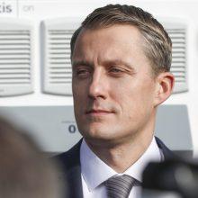 Prezidento patarėja: Ž. Vaičiūno siūlymas dėl Astravo AE geras, bet nepakankamas