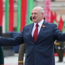 """A. Lukašenka pažadėjo """"įvesti tvarką"""" su žodžio laisve Baltarusijoje"""