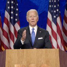 Mokslininkė: JAV prezidentu tapus J. Bidenui, Europa neturėtų atsipalaiduoti