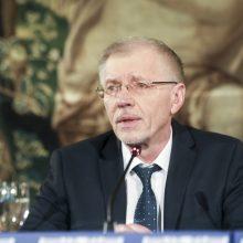 """G. Kirkilas vis dar kalba apie """"socialdarbiečių"""" grįžimą: įvardino, kas galėtų pirmininkauti LSDDP"""