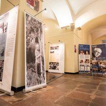 Paroda Vilniaus rotušėje prasideda A. Sacharovo 100-mečio renginių ciklas