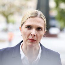 A. Bilotaitė nesupranta, kodėl jai vis dar žeriama kritika: norėčiau paklausti, kas yra nepadaryta?