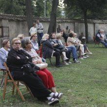 Tarptautiniame kariliono muzikos festivalyje Vilniuje – nemokami koncertai