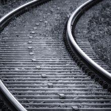Šiauliuose, prie geležinkelio bėgių, aptiktas vyro lavonas