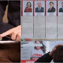 Baltarusijos gyventojai prezidento rinkimų dieną skundžiasi interneto sutrikimais