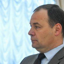 Naujuoju Baltarusijos premjeru paskirtas gynybos pramonės vadovas R. Golovčenka
