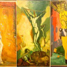 Sakralaus meno parodoje kviečia priartėti prie Amžinos šviesos šaltinio