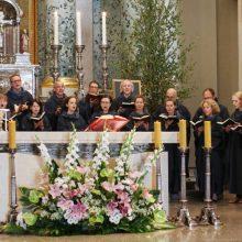 Žolinės koncerte – Marijai skirtos giesmės iš senojo Vilniaus rankraščio