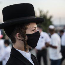 Izraelis stoja į naują mūšį su COVID-19