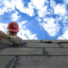 Švelnėjant karantinui, atnaujinami statybos patikrinimai vietoje