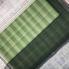 Švedijos vyriausybė leido pradėti šalies futbolo čempionatą, bet be žiūrovų