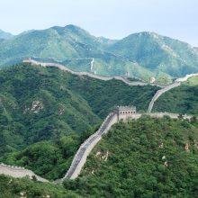 Pekine bus uždaryta dalis Didžiosios kinų sienos ir kiti turistiniai objektai