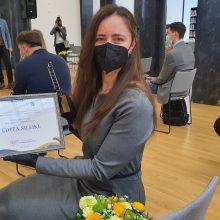 """""""Kauno diena"""" susižėrė tris apdovanojimus už Europos Sąjungos investicijų analizę"""