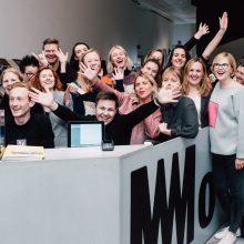 MO išrinktas svetingiausiu ir draugiškiausiu Europos muziejumi