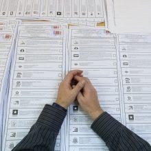 Rusijos rinkimų rezultatai patvirtinti, nepaisant kaltinimų klastojimu