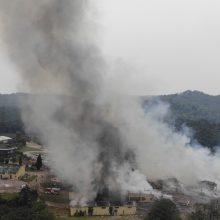 Turkijoje per sprogimą fejerverkų gamykloje sužeisti dešimtys žmonių