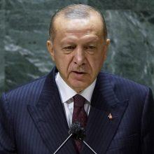 R. T. Erdoganas: Turkija nepripažįsta Krymo Rusijos dalimi
