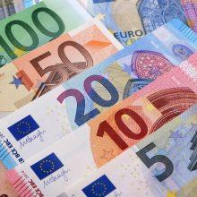 Valstybės biudžeto išlaidas ketinama didinti iki 732 mln. eurų