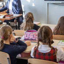 Vilniečiams tėvams, kurių pradinukai nuo pirmadienio planuoja grįžti į mokyklas, – svarbi žinia