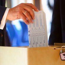 A. Merkel įpėdinio riktas: atskleidė, už ką balsavo