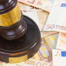 ES Teisingumo Teismas nurodė Lenkijai mokėti po 1 mln. eurų per dieną už ginčą dėl teismų