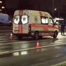 Nelaimė Vilniuje: Kalvarijų gatvėje žuvo automobilio partrenktas vyras