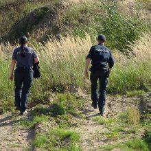Tęsiama dingusio berniuko paieška: gelbėtojai renkasi prie miško