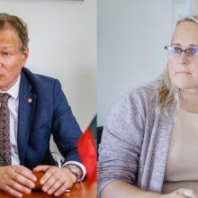 Etikos komisijos taikiklyje – du uostamiesčio politikai