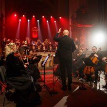 Klaipėdos koncertų salė pasitinka 15-ąjį gimtadienį