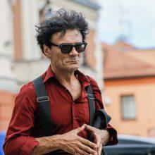 VII Klaipėdos knygų mugės veidas – B. Šarka <span style=color:red;>(interviu)</span>