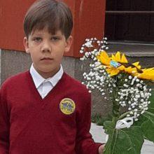 Pareigūnai prašo visuomenės pagalbos: ieškomas be žinios dingęs berniukas