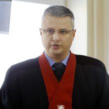 Klaipėdos apygardos prokuratūros prokuroras pažemintas pareigose <span style=color:red;>(papildyta)</span>
