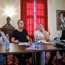 Naują sezoną Klaipėdos dramos teatras pradeda naujais planais