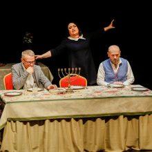 Žydų teatras pradžiugino nauju spektakliu