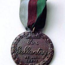 Medalis: už įvairius žygdarbius iki šių dienų apdovanotas 71 gyvūnas.