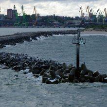 Uostų molais susirūpino ne tik Klaipėda