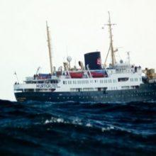 Klaipėdą aplankys paskutinis šiais metais kruizinis laivas