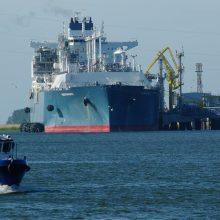 Teismų maratonas dėl uosto dujotiekio